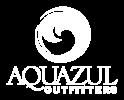 Aquazul Logo BW