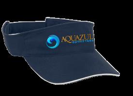Aquazul-Navy-Visor