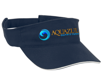 Aquazul-Navy-Visor