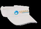Aquazul-White-Visor