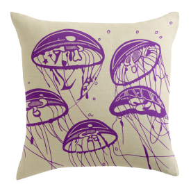 Jellyfish-Pillow