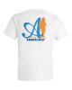 Children's A Is For Amberjack Short Sleeve Tee Shirt