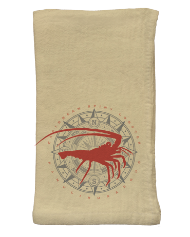 S-Lobster-Compass-Napkin