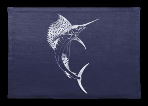 Sailfish Linen Placemat