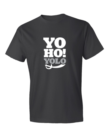 Men's Yo Ho Yolo! Short Sleeve Tee Shirt