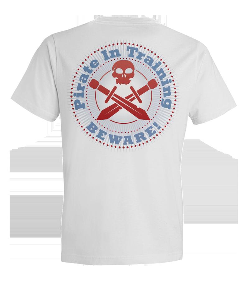 Children's Pirate Shirts