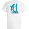 Children's D Is For Dolphin Short Sleeve Tee Shirt