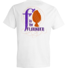 Children's F Is For Flounder Short Sleeve Tee Shirt