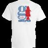 Children's G Is For Grouper Short Sleeve Tee Shirt