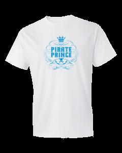 Children's Pirate Prince Short Sleeve Tee Shirt