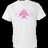 Children's Pirate Princess Short Sleeve Tee Shirt