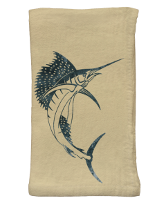 Sailfish Flour Sack Napkins